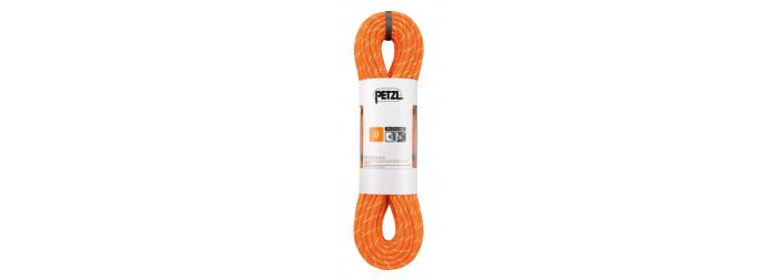 Corde PUSH 9mm PETZL - KAP IMPORT canyon